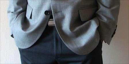 Negative Body Gestures hands in the pocket
